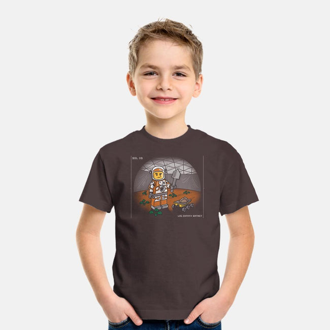 World's Greatest Botanist-youth basic tee-pacalin