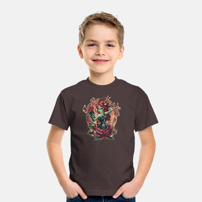 Every Rose Has Its Thorn-youth basic tee-TimShumate