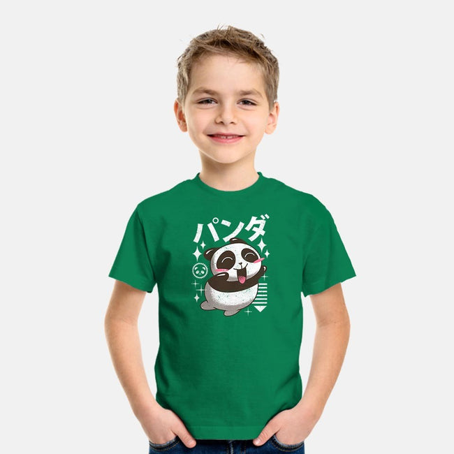 Kawaii Panda-youth basic tee-vp021