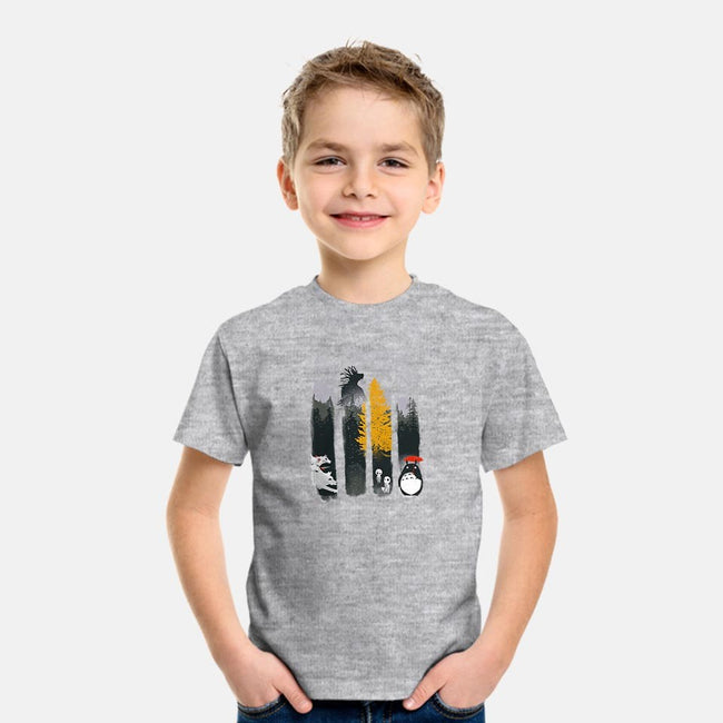 Protectors of the Forest-youth basic tee-IKILO
