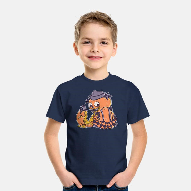 Punkin Eater-youth basic tee-docwhiskey