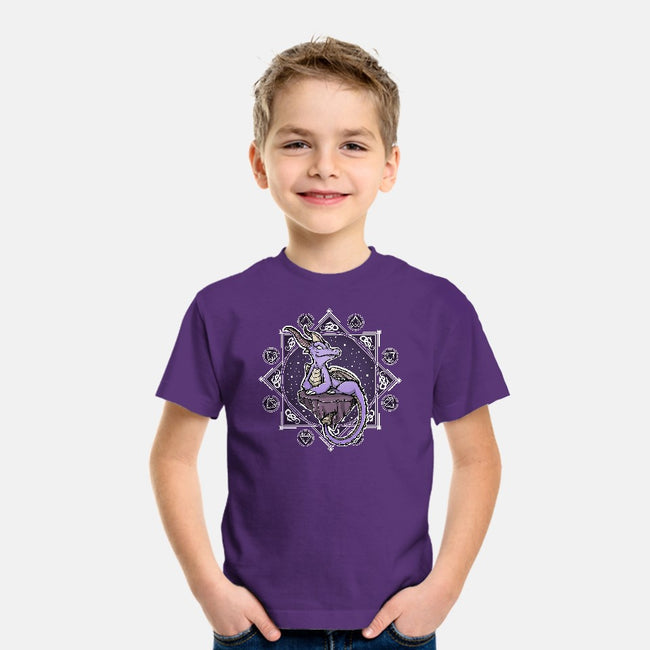 Violet Dragon-youth basic tee-xMorfina