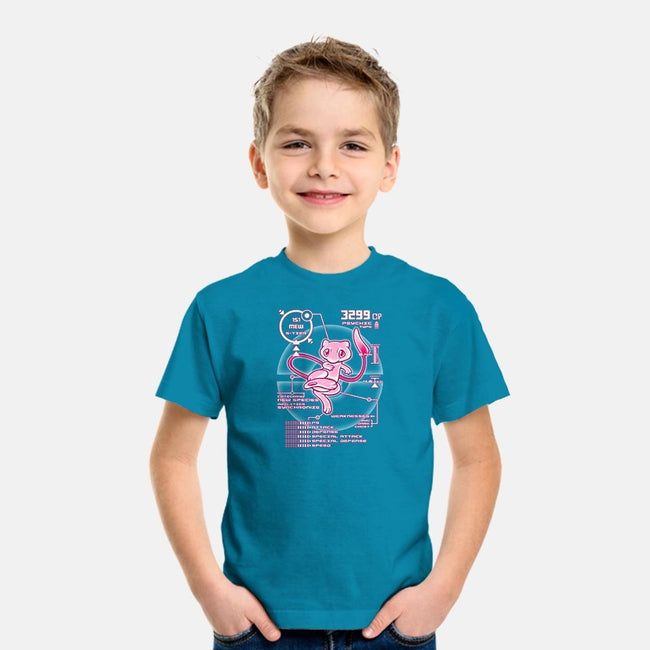 Legendary Pink-youth basic tee-KKTEE