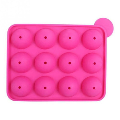 Silicone Cake Pop Mold-And He Cooks
