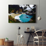 Canvas Wall Art Big Sur 4 Sizes To Choose From-And He Cooks