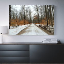 Canvas Wall Art Country Road 4 Sizes To Choose From-And He Cooks
