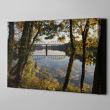 Canvas Wall Art Willamette River-And He Cooks