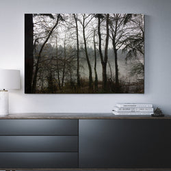 Canvas Wall Art River View 4 Sizes To Choose From-And He Cooks