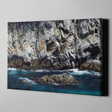 Canvas Wall Art Of Point Lobos 4 Sizes To Choose From-And He Cooks