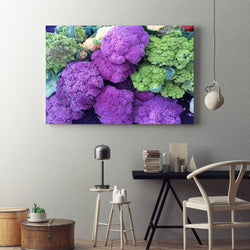 Canvas Wall Art Broccoli Kitchen Art 4 Sizes To Choose From-And He Cooks