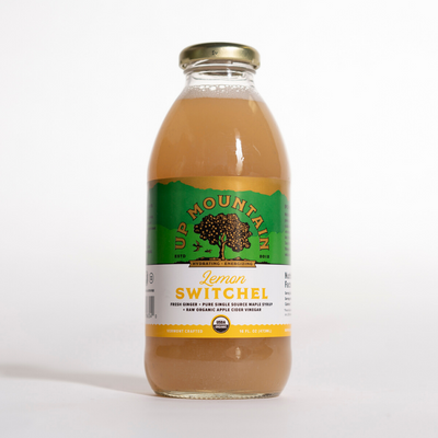 Lemon Switchel 16oz