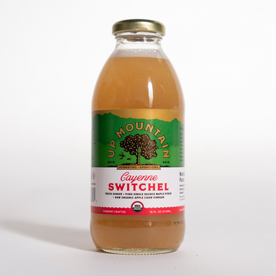 Cayenne Switchel 16oz
