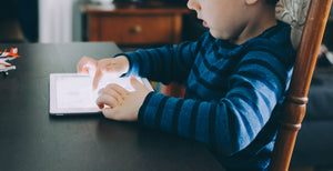 Screen Time Tips for Little Kids