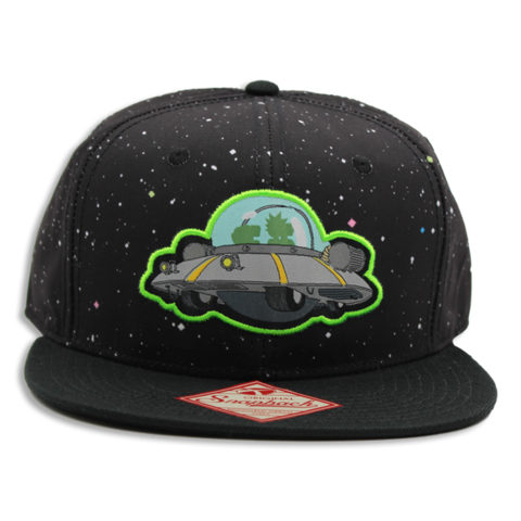 Rick and Morty - Rick's Ship Cap