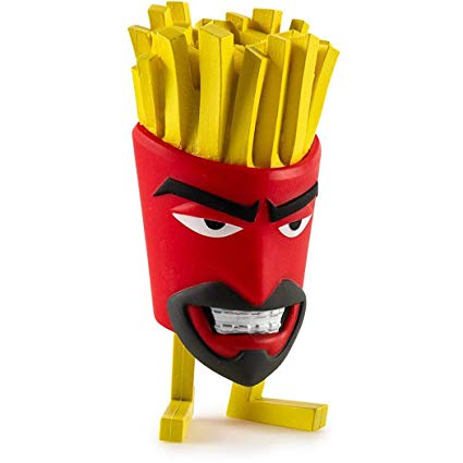 Kid Robot Frylock Mini Figure