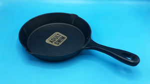 As Seen On Adult Swim Cast Iron Skillet