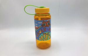 Festival Water Bottle