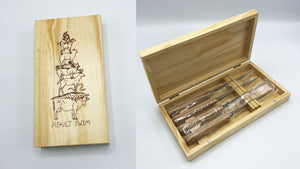 [as] Steak Knife Set