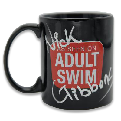 Signed As Seen On Mugs