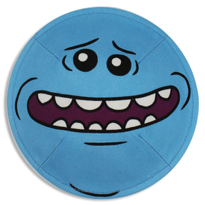 Rick and Morty - Mr. Meeseeks Yarmulke