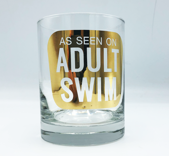 As Seen On Adult Swim Tumbler