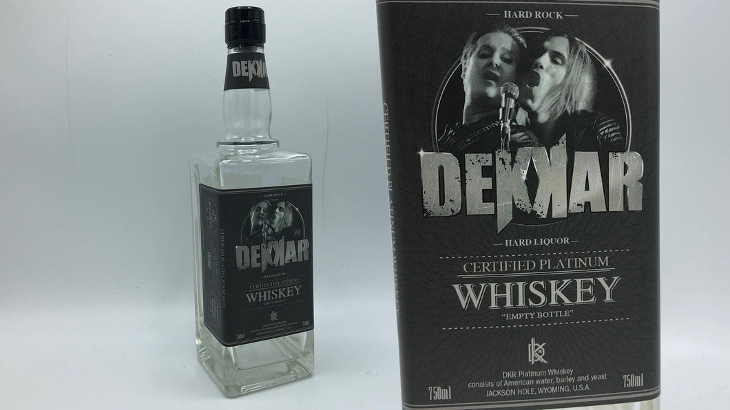 Dekkar Empty Bottle