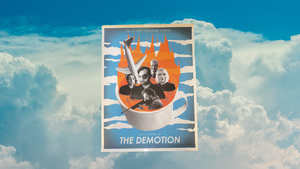 Tim & Eric Bedtime Stories Poster: The Demotion