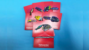 Fishcenter Live Pin Pack