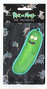 Pickle Rick Air Freshener