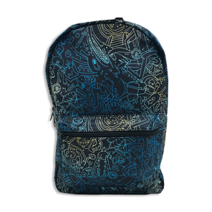 Rick & Morty Backpack