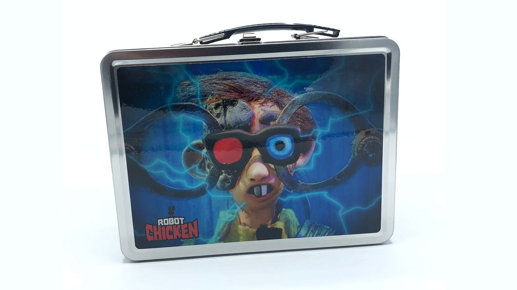 Robot Chicken Lunch Box