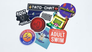 Assorted Sticker Pack