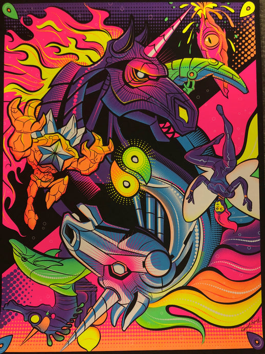 Robot Unicorn Attack 2 Poster