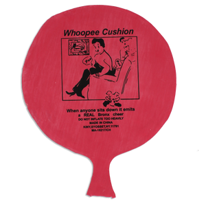 Nick Gibbons Whoopee Cushion