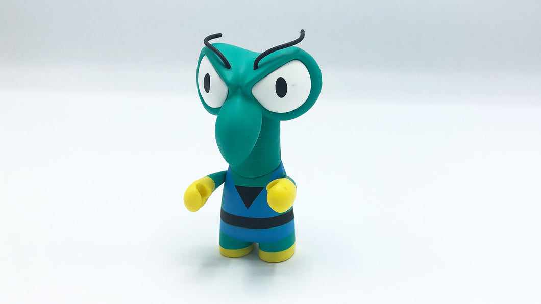 Kid Robot Zorak Mini Figure