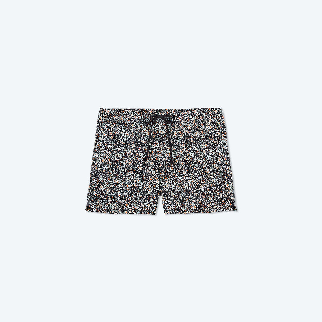 The On-The-Go Shorts - In Bloom in Sea Urchin