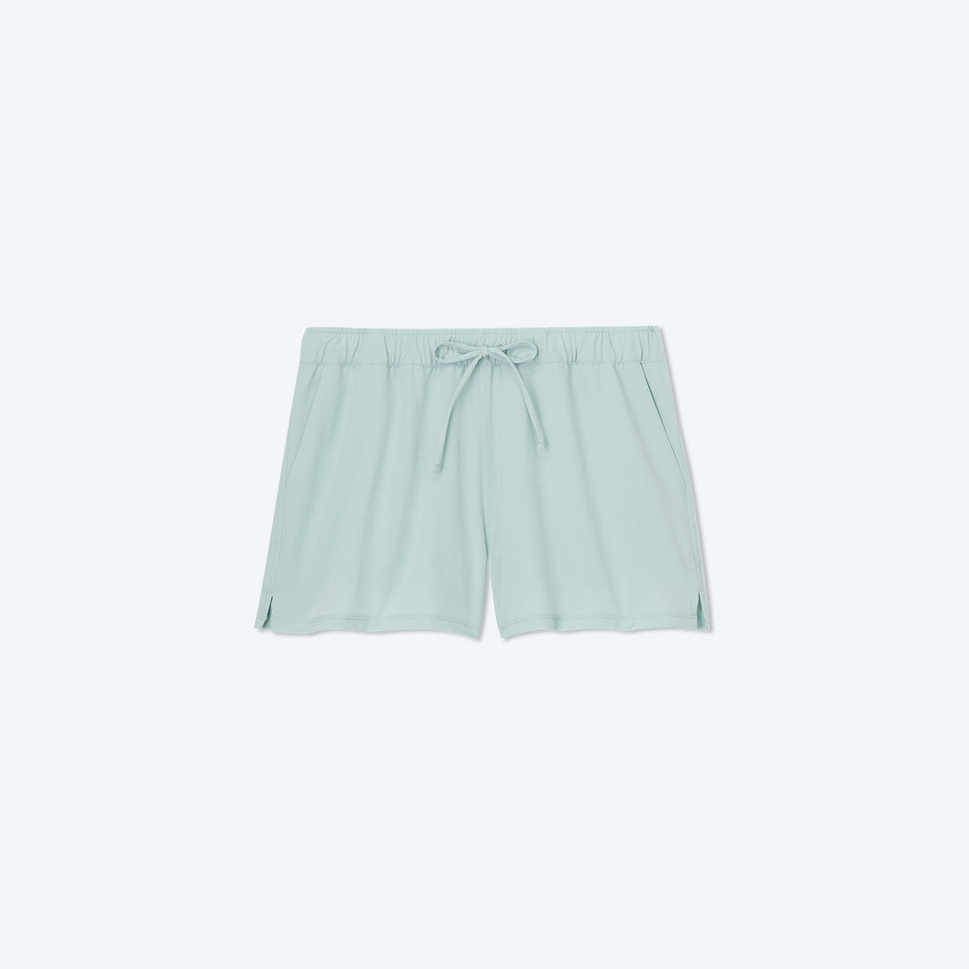 The On-The-Go Shorts - Sage