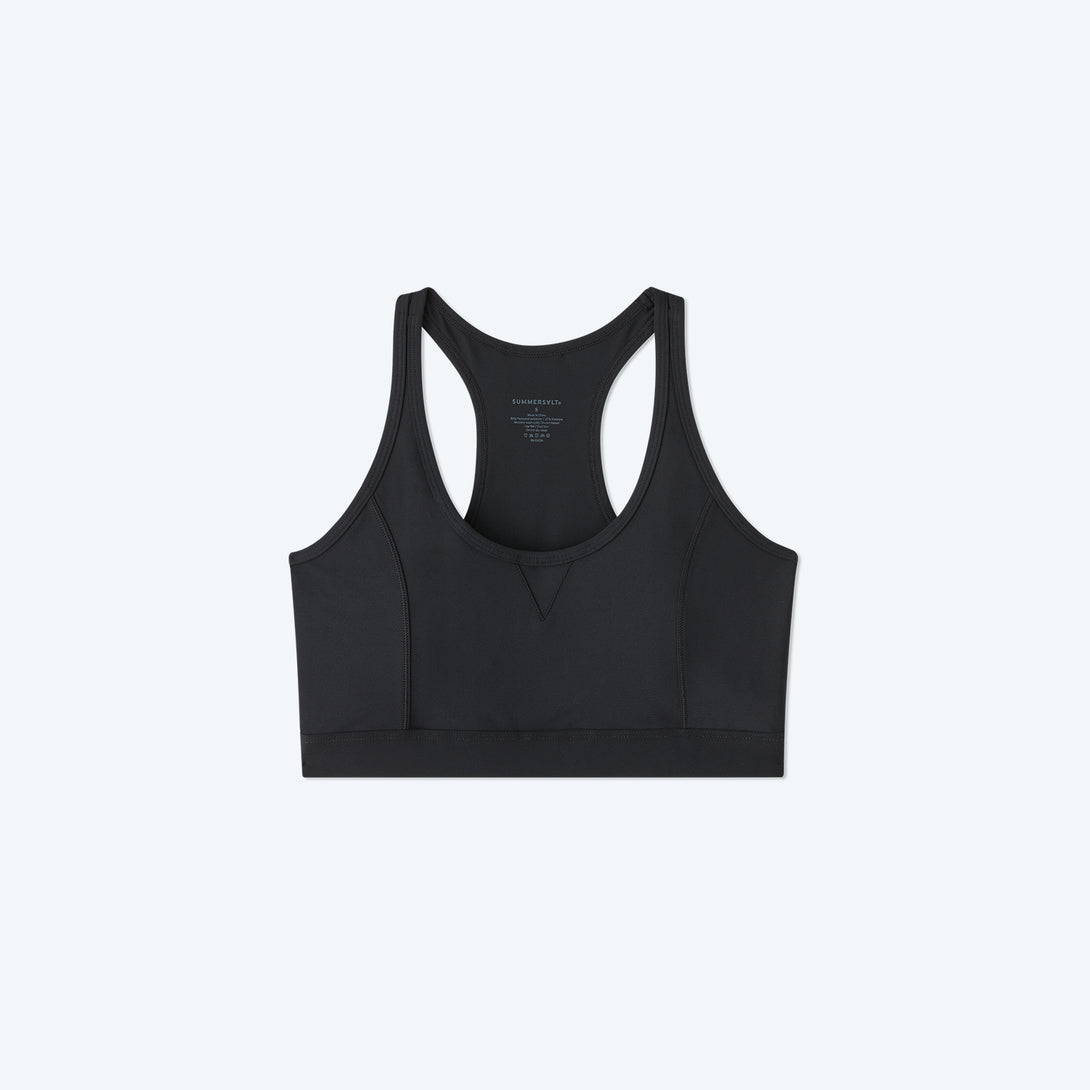 The Midi Sports Bra - Sea Urchin