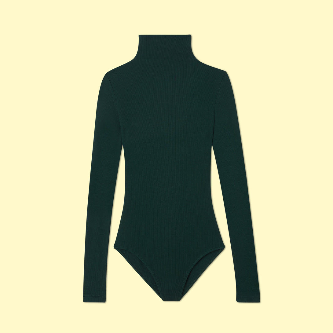 Image of The Long Sleeve Day to Night Bodysuit