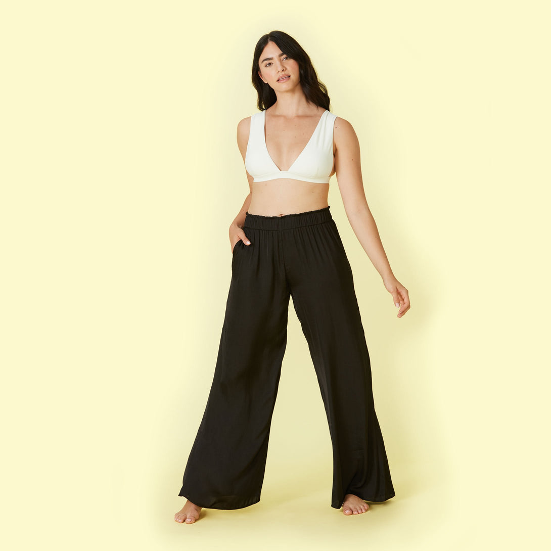The Palazzo Pant Sea Urchin Ashley