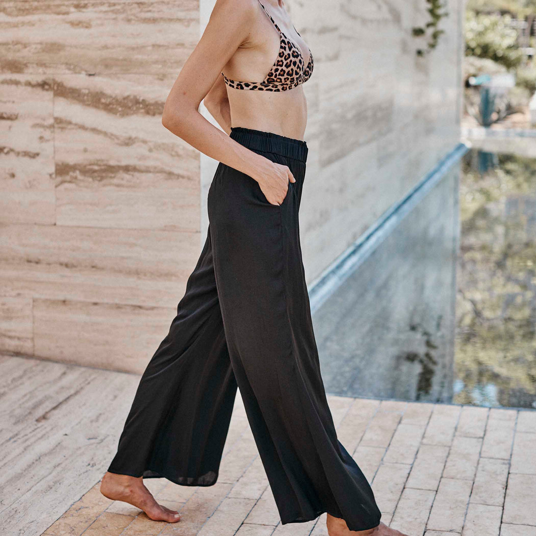 The Perfect Palazzo Pant - Sea Urchin