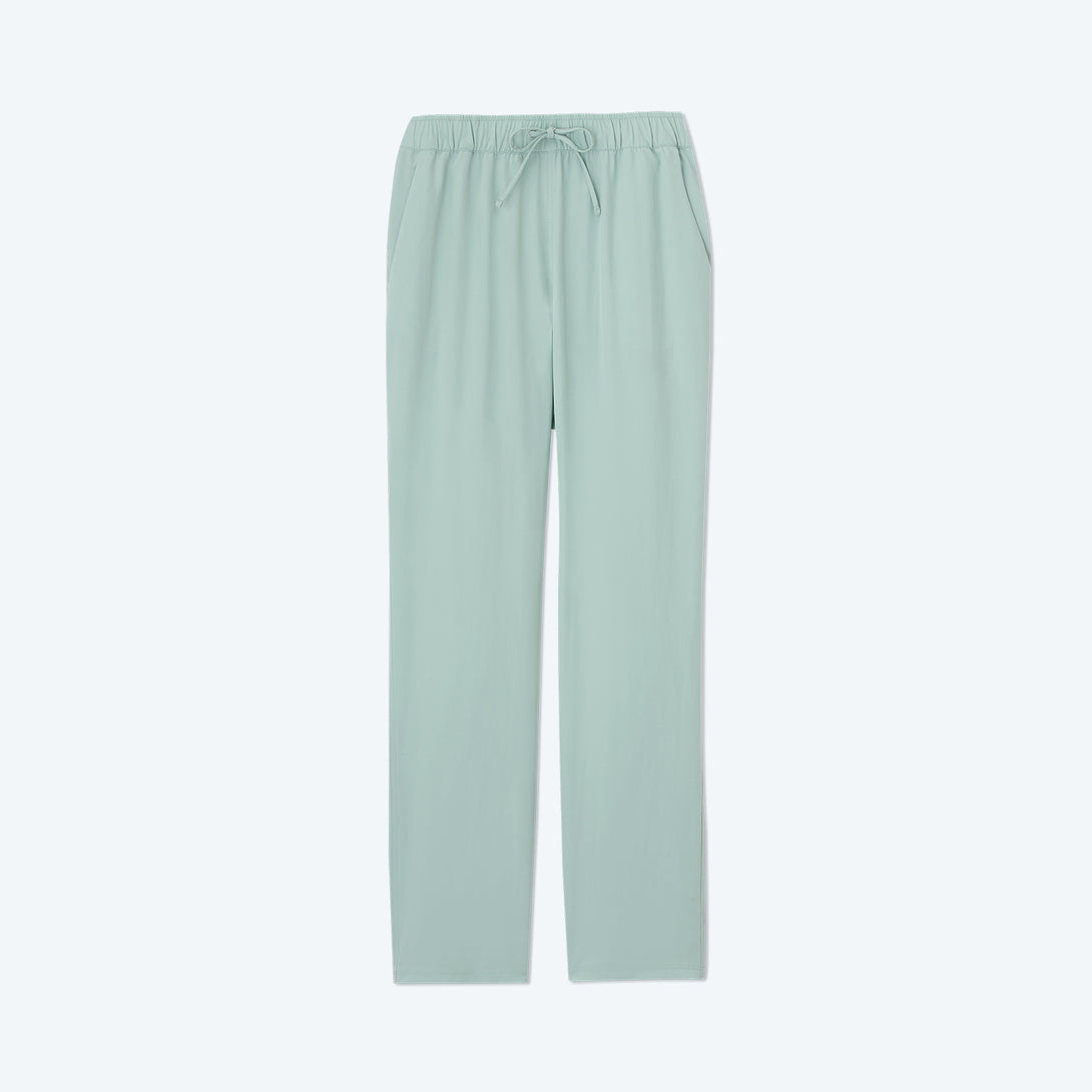 The On-The-Go Pant - Sage
