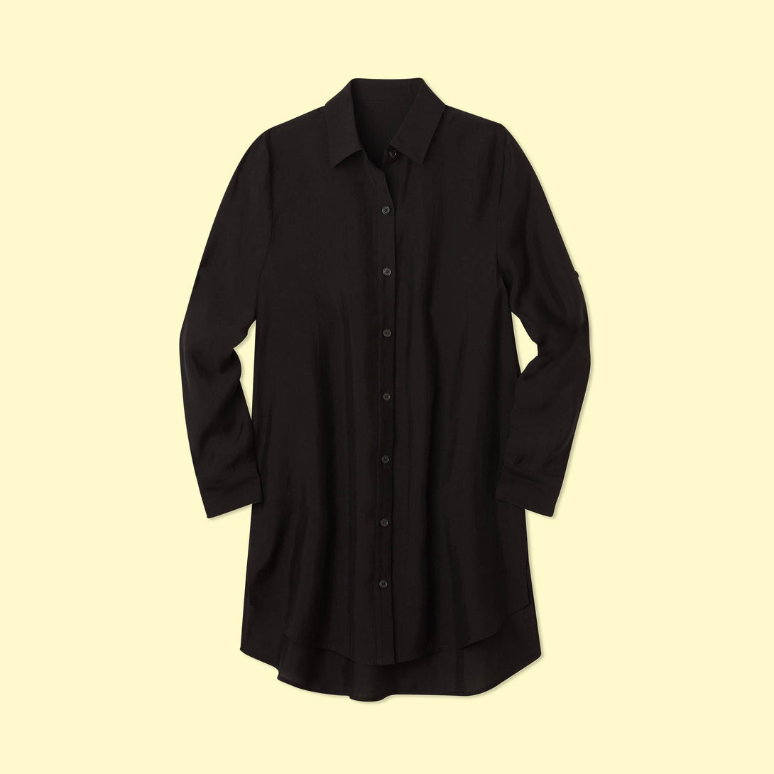 The All Buttoned Up Cover-Up Sea Urchin