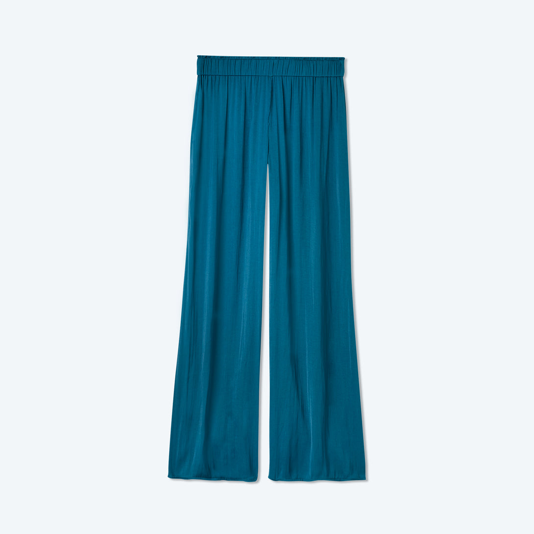The Perfect Palazzo Pant - Seaweed