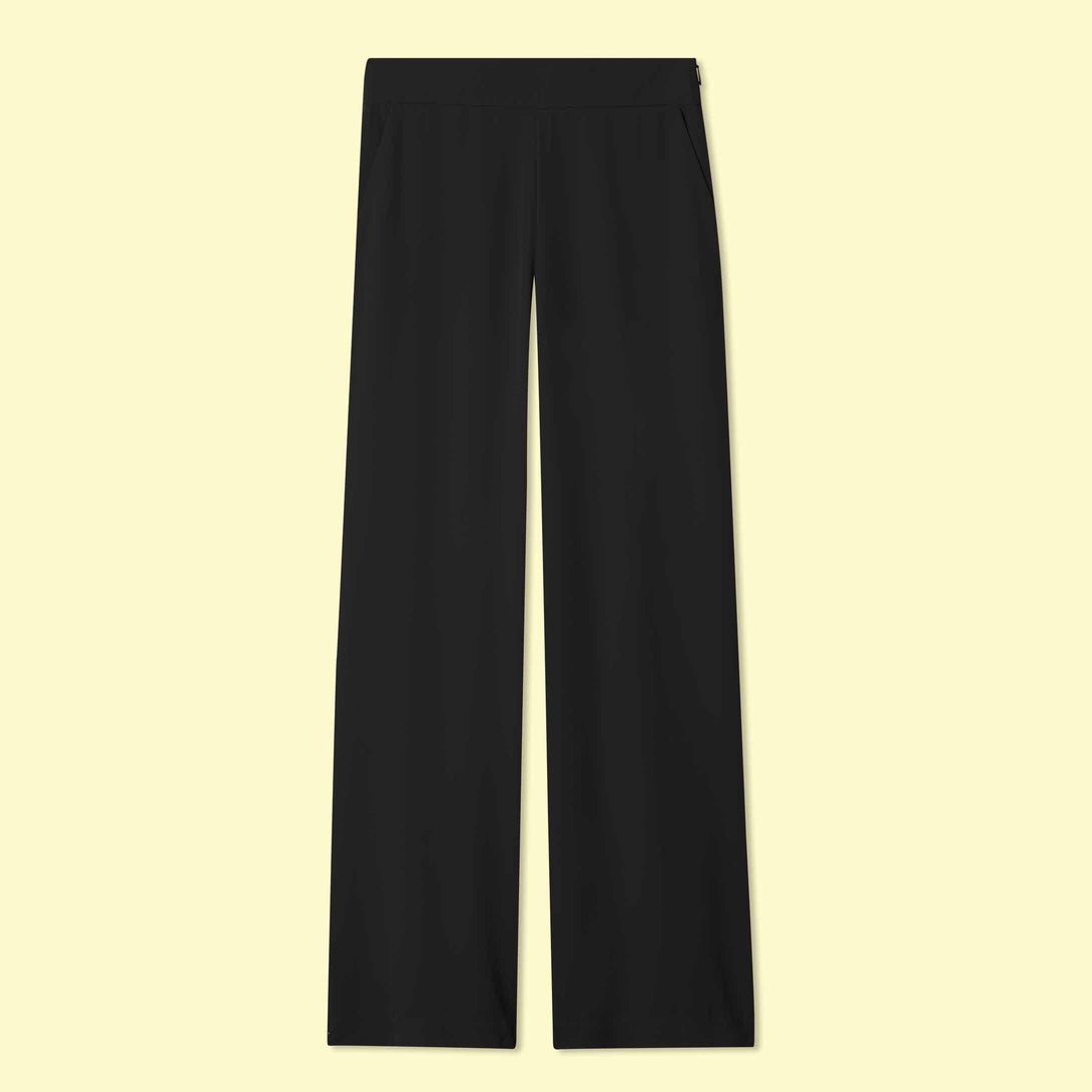 The Perfect Wide Leg Pant Sea Urchin