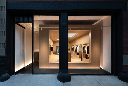 ONS 201 Mulberry new NYC Flagship at ONS Manual
