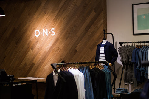 O.N.S Store Locations - SoHo, NYC