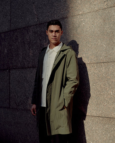 REESE PARKA ONS CLOTHING PARKA FOR MEN SS20
