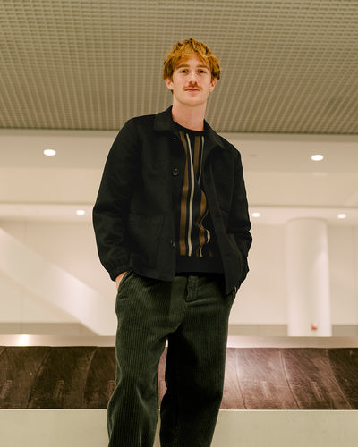 Mens' Wool Jacket Damen Chore from ONS Clothing Fall 19 collection