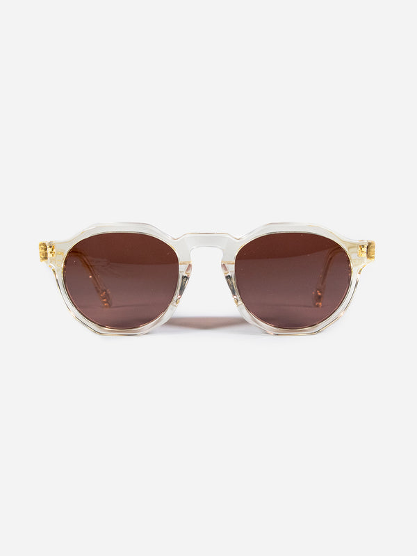 Champagne Brown Pinto Men's Oscar Deen sunglasses ONS Clothing